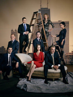 "Elenco de ""The Good Wife"" - Divulgação"