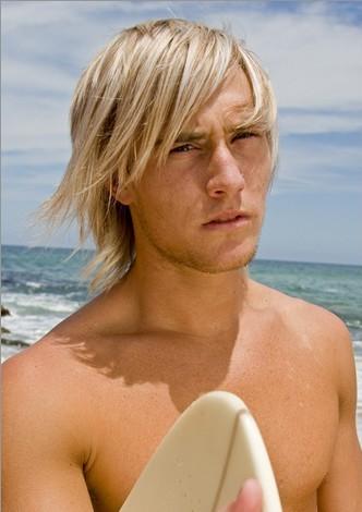 blonde mens hairstyles