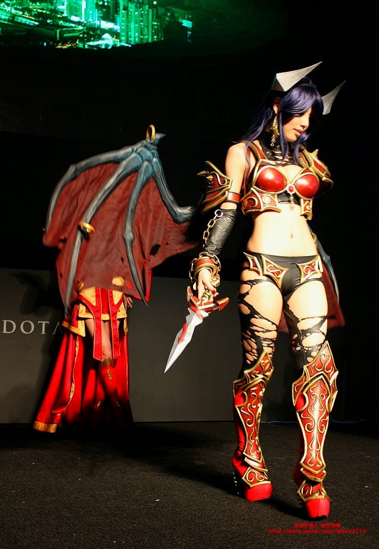 Tasha Queen Of Pain Dota 2