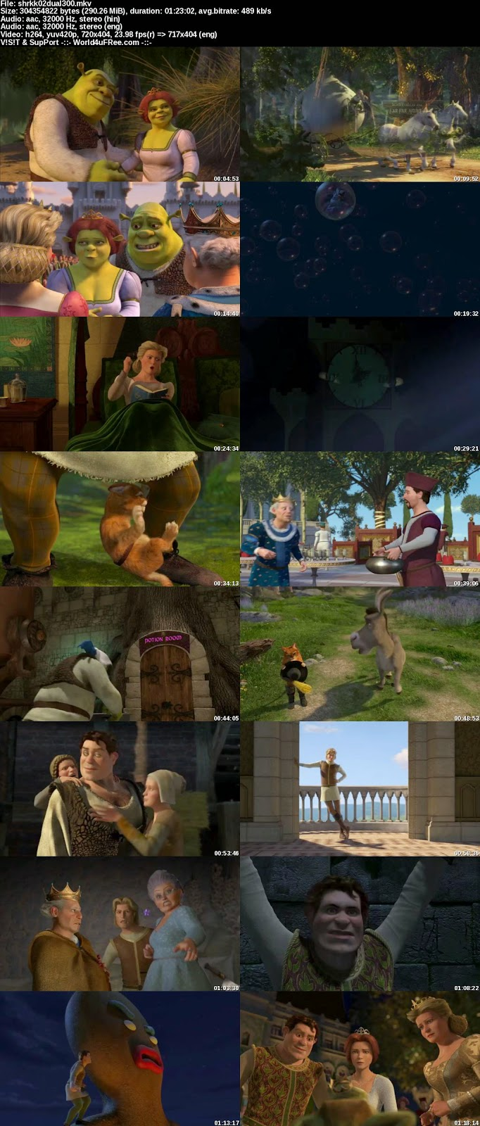 Video erotico shrek hentai scenes