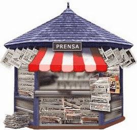 PRENSA (NOTICIAS FUERA DE PEQUE MUNDO)