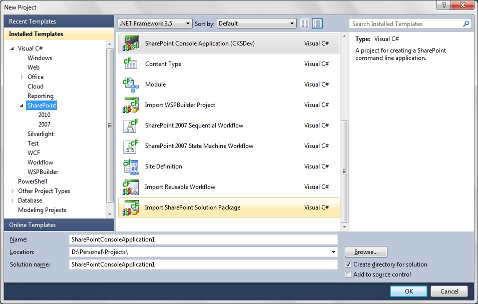 SharePointOne Blog: Migrating Code from MOSS/SharePoint 2007 to ...