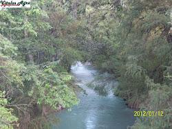 Rio nenton, Guatemala