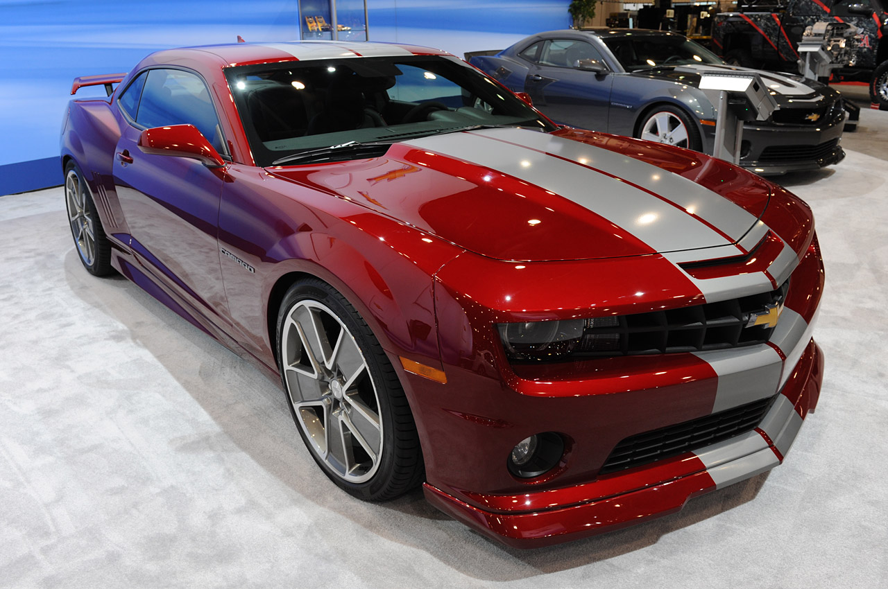 World Car Wallpapers 2011 Chevrolet Camaro