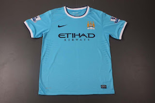 Jersey Grade Ori Manchester City Home season 13/14