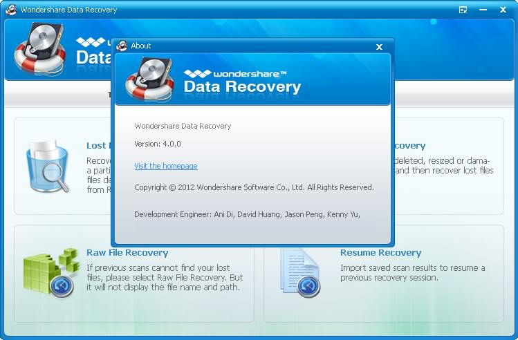 wondershare data recovery with serial key