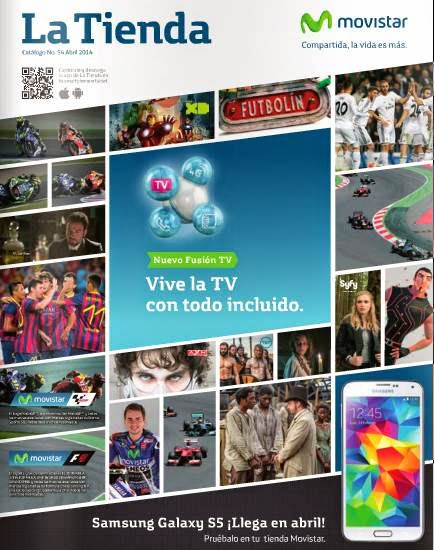 movistar catalogo de abril 2014