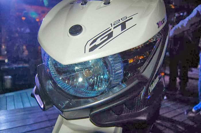Gambar Motor New Yamaha GT 125 Eagle Eye