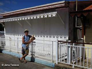 Caz creole, les Saintes