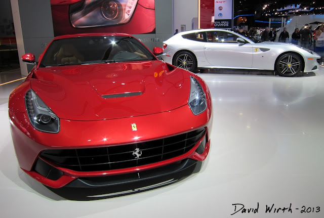 detroit ferrari dealer, michigan, united states, 2014 vehicle