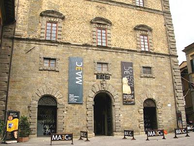 Etruscan Academy Museum of the City of Cortona