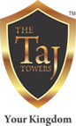 the taj towers mohali 4bhk flats