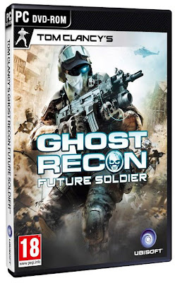 Tom Clancys Ghost Recon Future Soldier - PC-Game (2012)