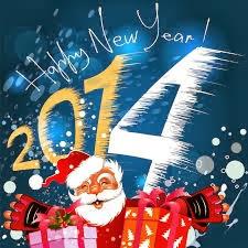 Ucapan Tahun Baru 2014