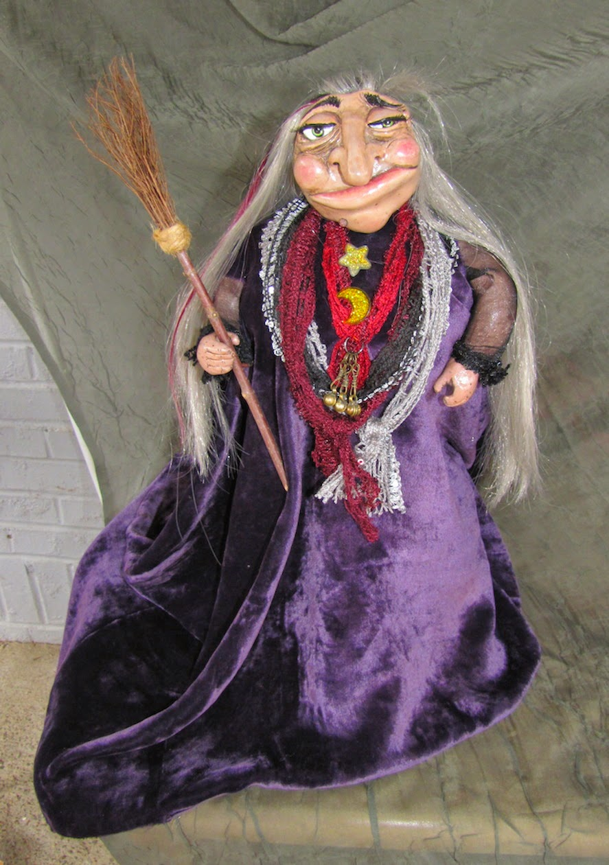 Smirky, the Old Forest Witch