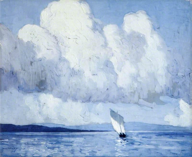 Paul  Henry  R.H.A.  Seascape