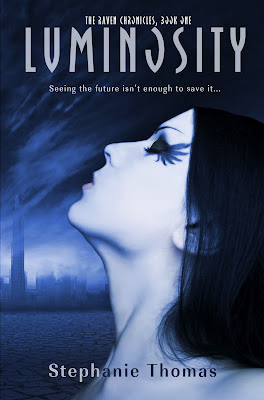 {Cover Reveal} Luminosity by Stephanie Thomas