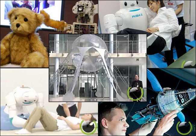 5 Robot bentuk Binatang yang paling Unik di Dunia