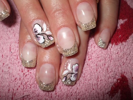 The Glamorous Creative colorful nail design 2015 Pics