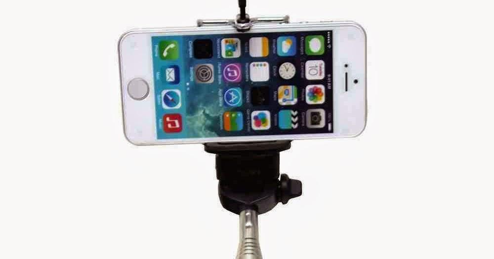 technology selfie stick for smartphone. Black Bedroom Furniture Sets. Home Design Ideas
