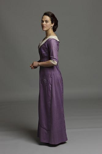 Lady Sybil Crawley Ya Female
