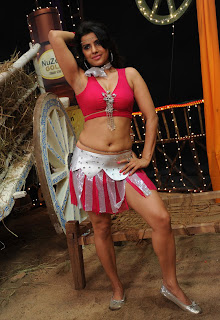 Madhu Sharma Hot Item Song Stills Kodipunju Movie