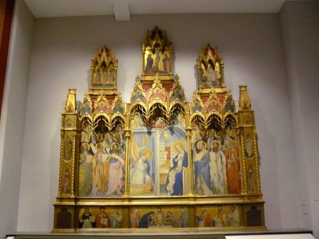 Cuadros Galería de la Academia Florencia