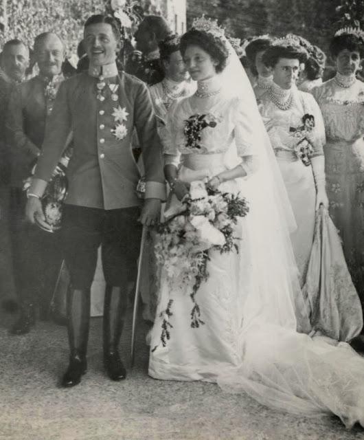 Archduke-Charles-Princess-Zita