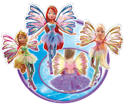 SIRENIX DOUBLE WINX ROLEPLAY