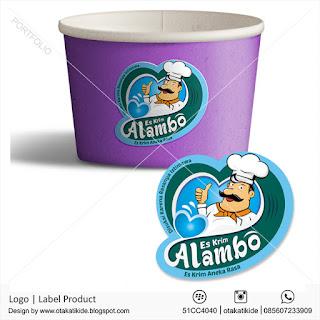 jasa desain logo label produk tuban surabaya jakarta malang padang palembang bali jayapura batam
