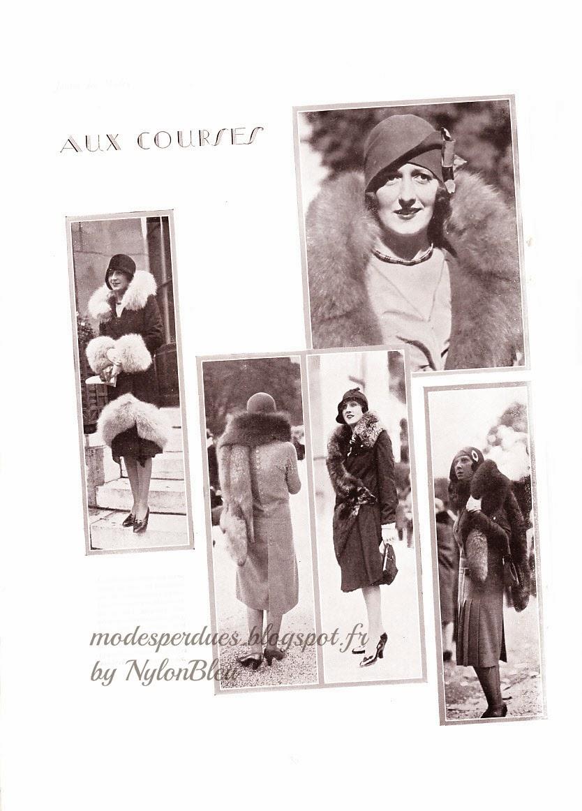 a la recherche des modes perdues et oubli es le jardin des modes 15 janvier 1929 version. Black Bedroom Furniture Sets. Home Design Ideas