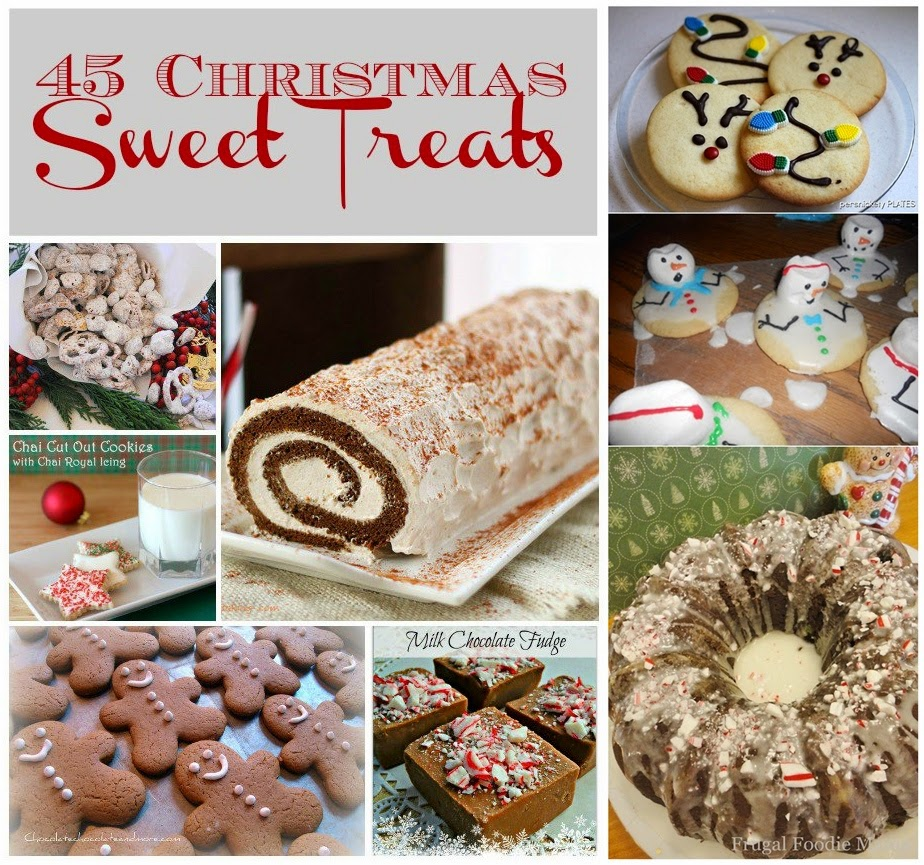 45 Christmas Sweet Treats