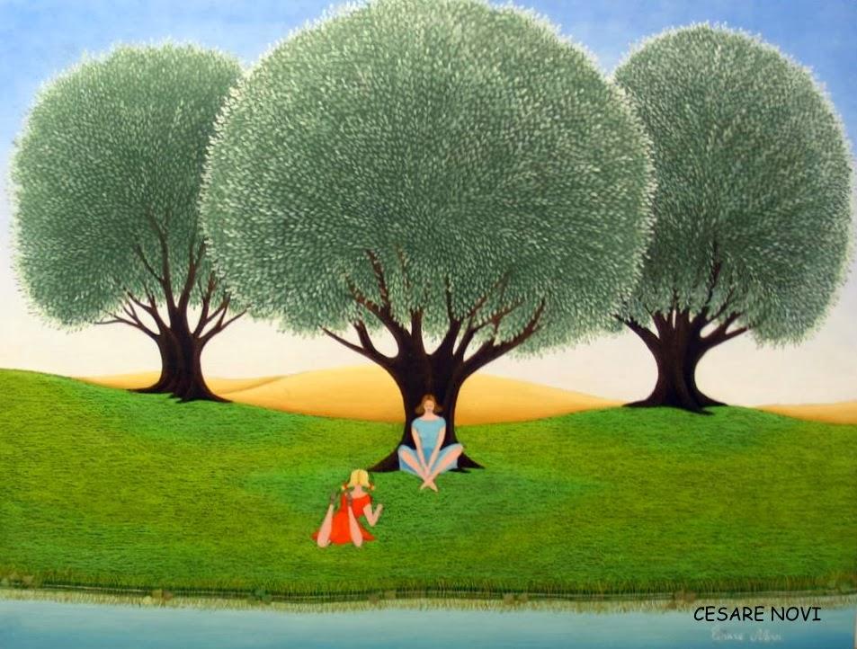 Cesare Novi artist - ☆平平.淡淡.也是真☆  - ☆☆milk 平平。淡淡。也是真 ☆☆