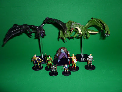D&D Icons of the Realm serie Miniaturas (Wizkids)