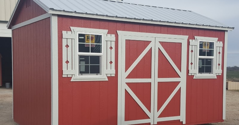 Wolfvalley Buildings Storage Shed Blog.: Brand new 10x16 Side Utility Shed.