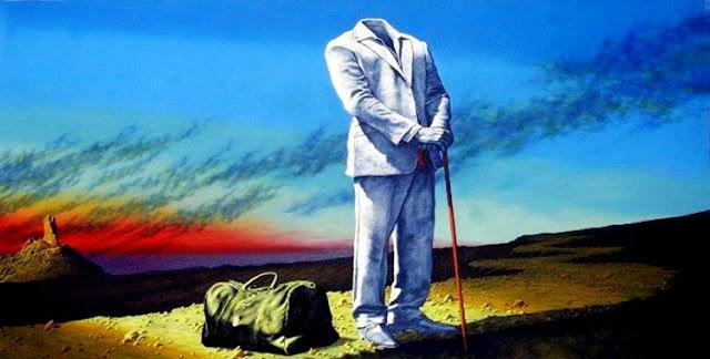 homme sans tete image + art