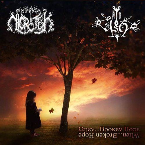 When...Broken Hope, Nicrotek One Man Black Metal Band from Surabaya Indonesia, Indonesian One Man Black Metal