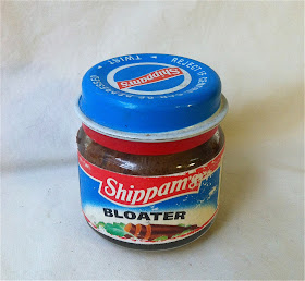 A jar of Shippam's Bloater