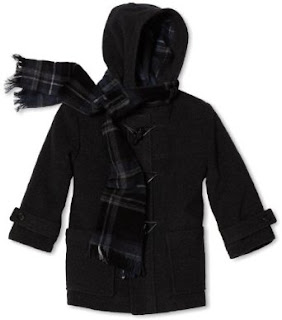 Rothschild Boys 8-20 Wool Duffle Coat
