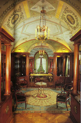 tweedland the gentlemen 39 s club le chateau de malmaison. Black Bedroom Furniture Sets. Home Design Ideas
