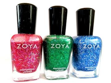 Zoya - Kissy, Rina, Twila