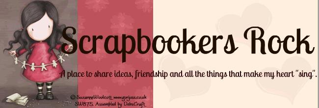 Scrapbookers rock
