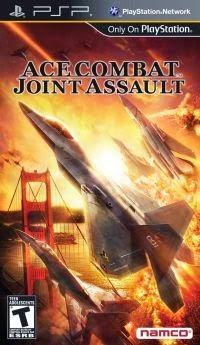 Ace Combat Joint Assault PSP