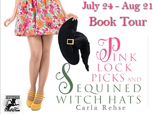 Pink Lock Picks and Sequined Witch Hats Tour
