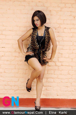 Sexy CUte Beautiful Nepali Actress Etna Karki