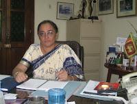 Kshanika Hirimburegama New UGC Chairman Sri Lanka 2013