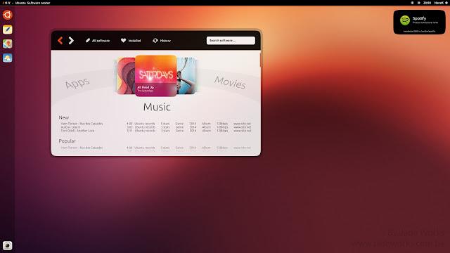 Unity 8 Ubuntu