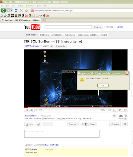 stored cross site scripting xss youtube.com