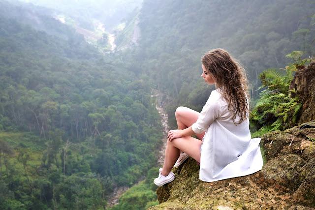 водопад Вьетнама блогер Нинелли о путешествии по Вьетнаму