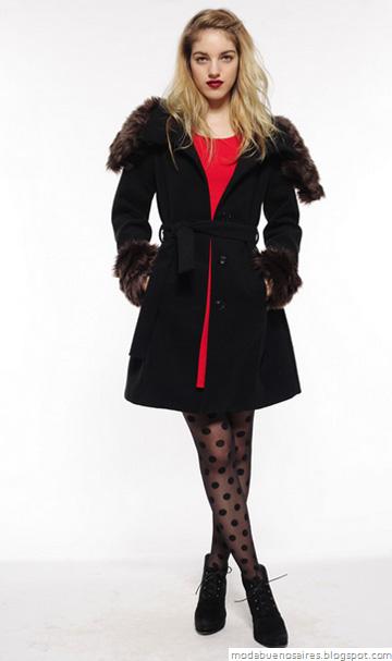 Mab moda invierno 2012.